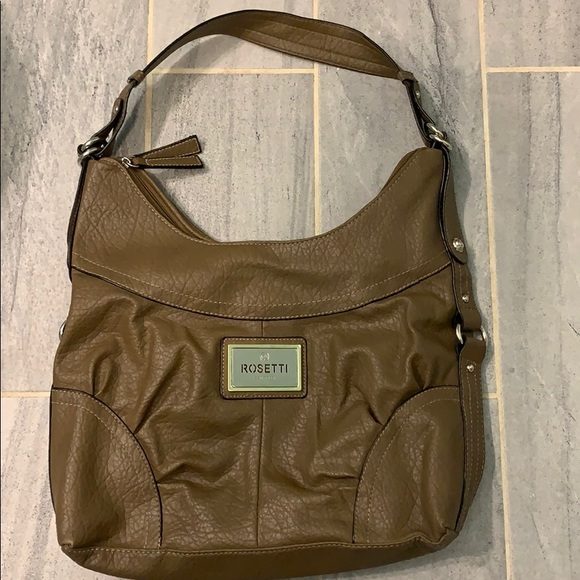 Rosetti Handbags - Rosetti brown shoulder bag/purse